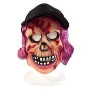 Cosy @ Home Masker Skelet Bebloed23x20x22cm