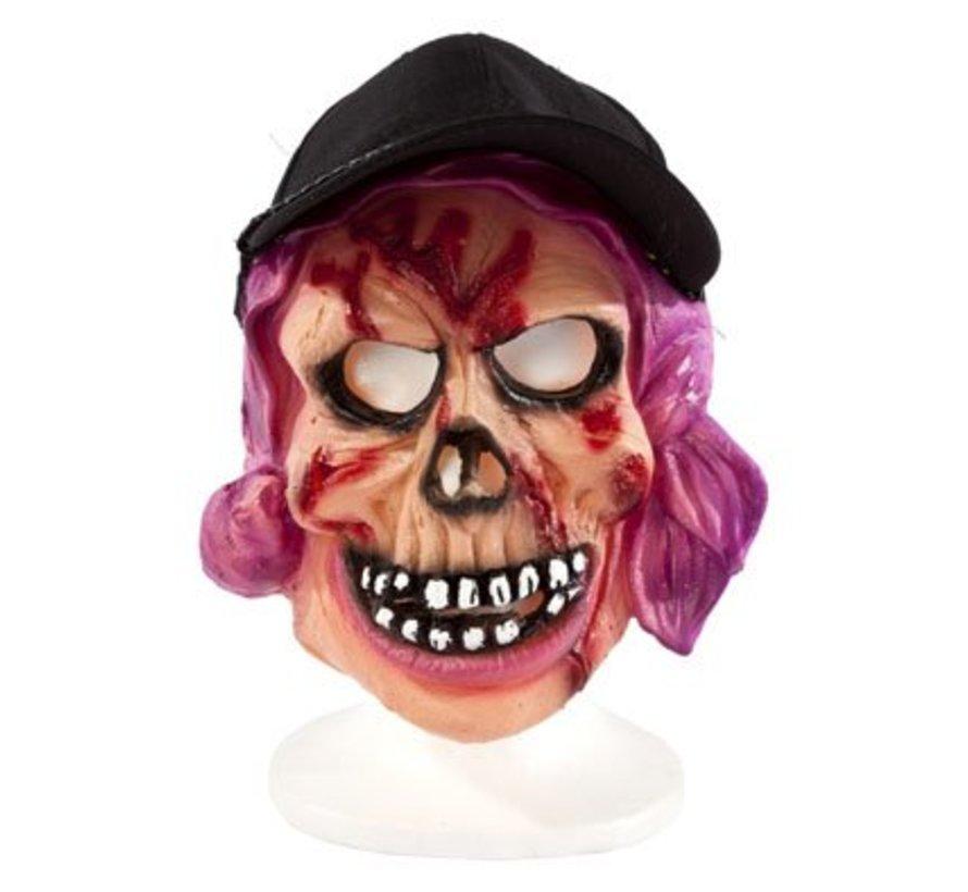 Masker Skelet Bebloed23x20x22cm