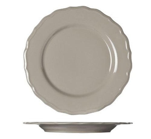 Cosy & Trendy Julia Taupe Flat Plate D28cm