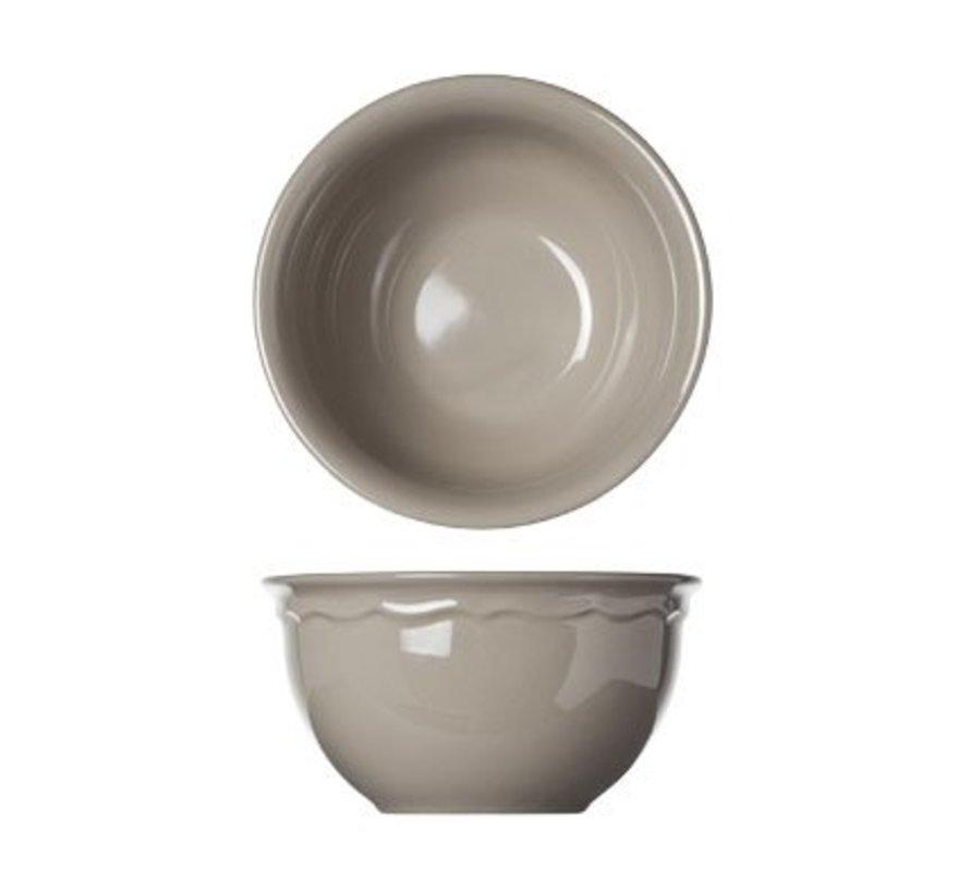 Julia Taupe Bowl D15cm 62cl Clr 598taupe (set van 12)