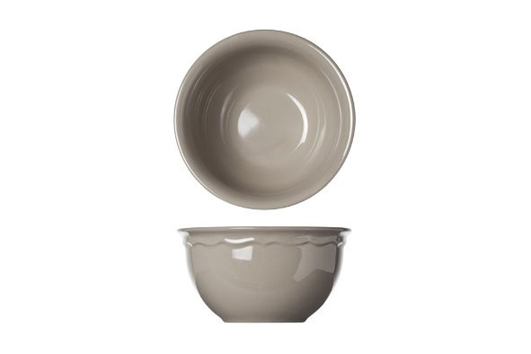 Cosy & Trendy Julia Taupe Bowl D15cm 62cl Clr 598taupe (set van 12)