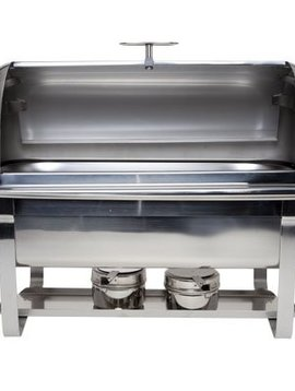 Cosy & Trendy For Professionals Ct Prof Chafing Dish Gn1-1 Ss Roll Topstackable 35x59x42
