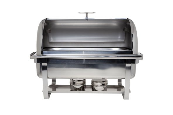 Cosy & Trendy For Professionals Ct Prof Chafing Dish Gn1-1 Inox Roll Top Stapelbaar - 35x59x42