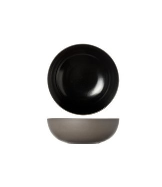 Cosy & Trendy 1350 Black Bowl D20xh6.5 cm 2er Set