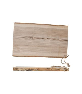 Cosy & Trendy Cutting board - Ash wood - 24x34xh2cm