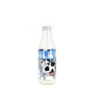 Cerve Latte - Melkfles - 1 Liter - (set van 6)
