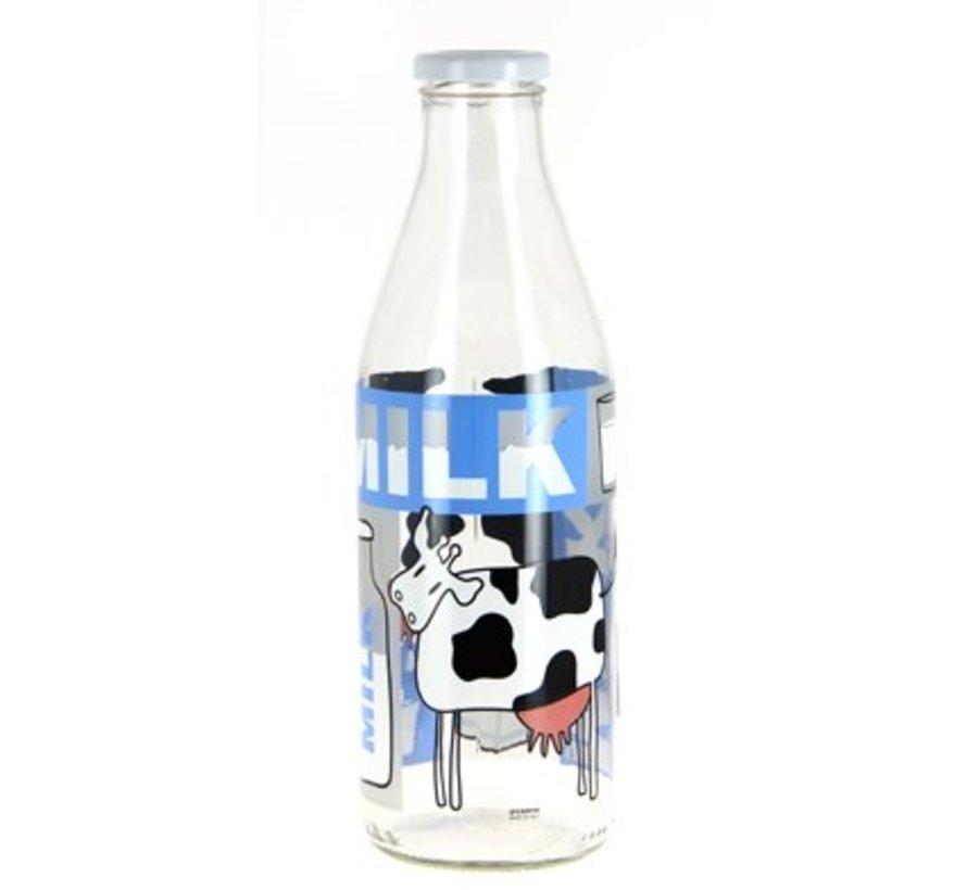 Latte Melkfles 1 Liter