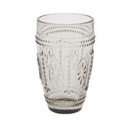 CT Victoria Brown Glass 20cl D7,5xh12cm (set of 4)