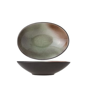Cosy & Trendy Spuntino Oval Bowl 25.5x18xh6cm