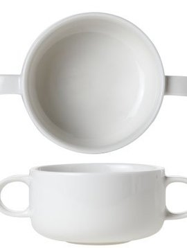 Minh Long Linea Lys Soup Cup 28cl With 2 Handles