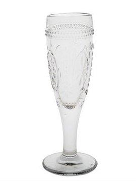 CT Bicchiere da vino Victoria Grey 12 cl D7,5xh20cm set di 4