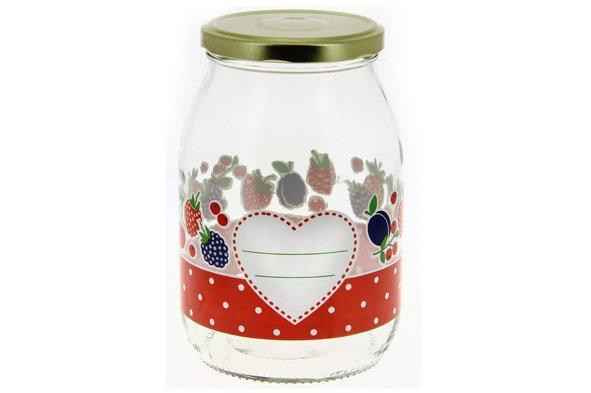 Cerve Dafne Jar In Glass 1l
