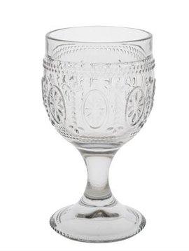 CT Victoria Grey Wijnglas 20cl D8,5xh15cm (set van 4)