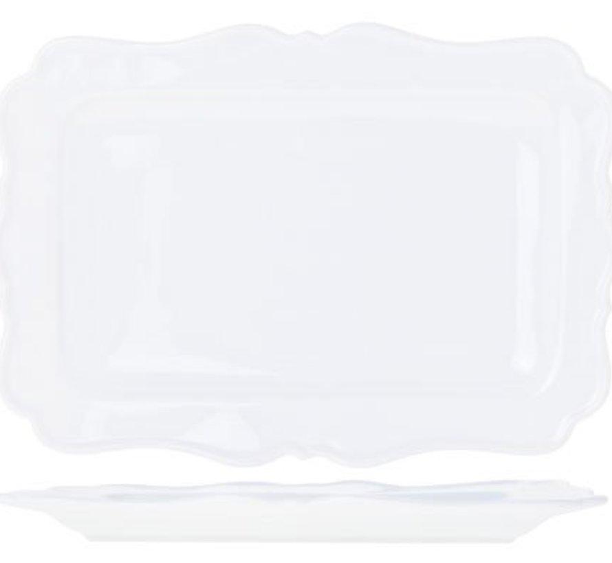 Dentella Plate 30.5x21.8cm