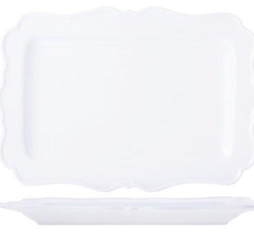 Cosy & Trendy Dentella Plate 25.5x17.8cm