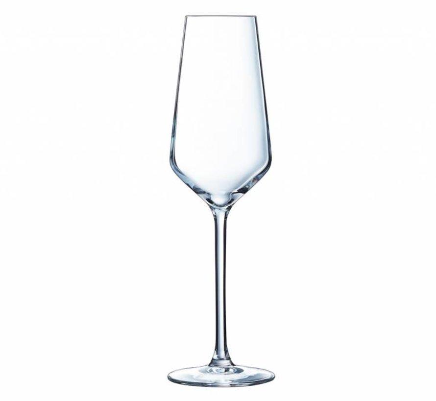 Ultime Champagneglas 21cl Set6