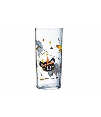 Luminarc Kotipi - Longdrink Glas - Transparant - 30cl - Glas - (set van 6).