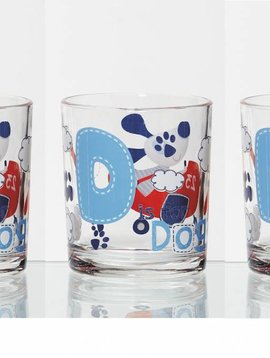 Cerve Travelling Air Dog Linda Glas Set 3