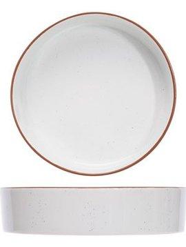 CT Copenhague Speckle Deep Plate D21xh5cm 6er Set