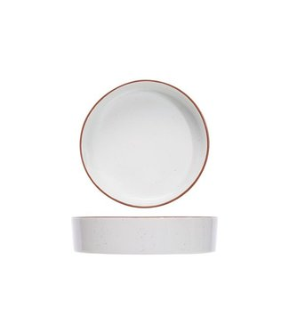 Cosy & Trendy Copenhague Speckle Platos Hondos D21xh5cm - Ceramica - (Conjunto de 6)