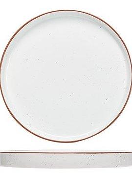 CT Copenhague Speckle Flache Platte D30cm 3er Set