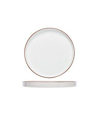 Cosy & Trendy Copenhague Speckle Flache Platte D30cm
