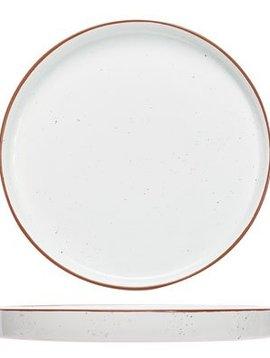 CT Copenhague Speckle Flache Platte D25cm 6er Set