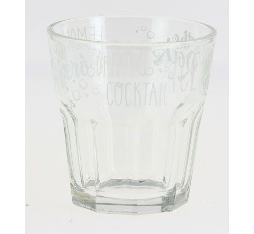 Aperitif Medina Tumbler 269 Cc Glassm73730