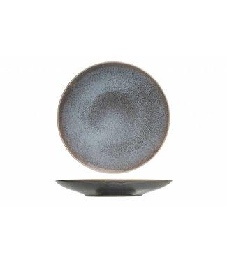 Cosy & Trendy Piatto da dessert urbano in terracotta - D22cm  - Ceramica - (Set di 6)