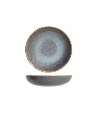 Cosy & Trendy Urban - Dish - Grau - D12xh3cm - Keramik - (6er Set).