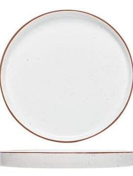 CT Copenhague Speckle Dessert plate D21cm set of 6