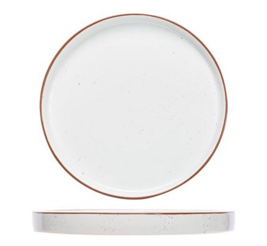 Copenhague Speckle Dessert plate D21cm