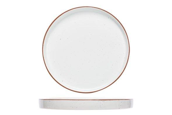 CT Copenhague Speckle Dessert plate D21cm set of 6