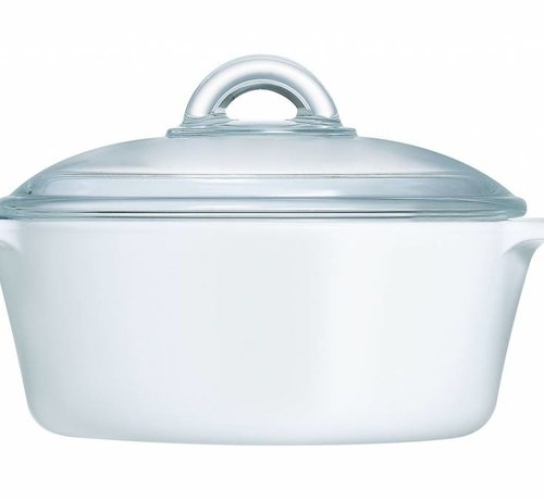 Luminarc Blooming Flamefour Cocotte 2l
