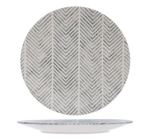 Cosy & Trendy Stone Tribu Alfa Soepbord D: 22 cm set van 12