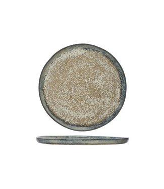 Cosy & Trendy Begona - Assiettes plates - Céramique - D27.5cm - (lot de 6)