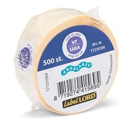 Labellord Aqualabel S500 Labels Biling. Vr Weg Opzo- Oter Le Di- Blue