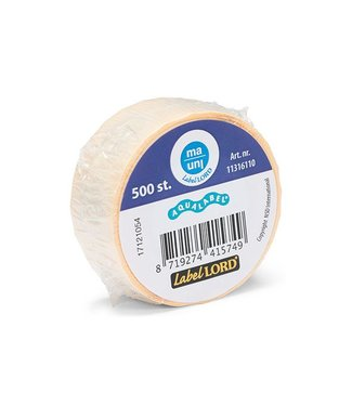 Labellord Aqualabel S500 Labels Biling Ma-lunlightblue