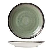 Cosy & Trendy Fez Green Saucer D15.5cm