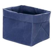 Cosy & Trendy Ecosy Broodjeszak Blauw 14x14xh15cm