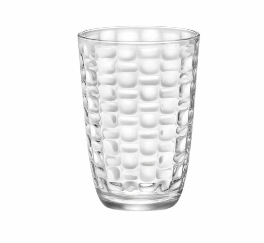 Mat Waterglas 39cl Set6