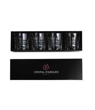 Cristal D'arques Rendez-vous Glas Fb 32cl Set4