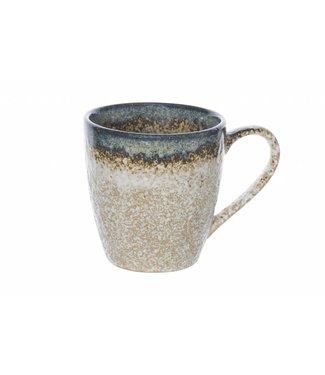 Cosy & Trendy Begona - Coffee cup - 22cl - Ceramic - D8xh8.3cm - (set of 6)