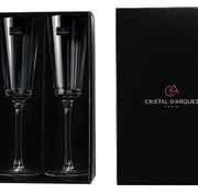 Cristal D'arques Macassar Flute 17 Cl Set 2
