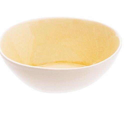 Cosy & Trendy Spirit Mustard Schaaltje 8.5x10.5xh4cm