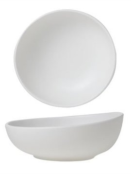 Cosy & Trendy For Professionals Mat White Bowl D14cm