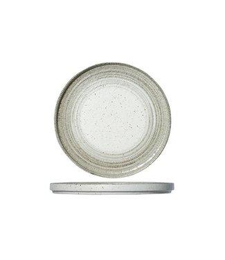 Cosy & Trendy Splendido Plat Bord in Aardewerk -  D23.5 cm (set van 6)