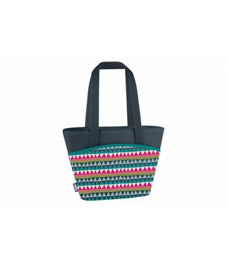 Thermos Raya Peacock 9 Can Lunch Tote 7.5l5h Kalt
