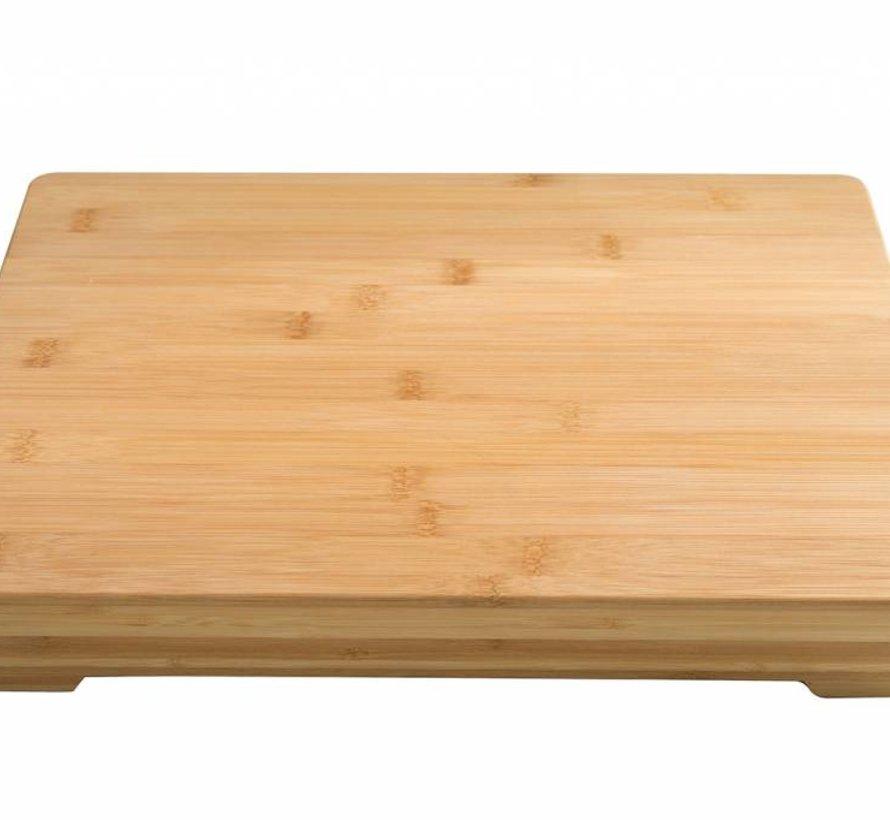 Cutting Board Bamboo 30x40x5cm