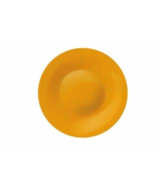 Bormioli New Acqua Tone Oranje  Diep Bord 23 (set van 6)